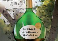 Die Schöppli hier in Franken - Schütt de Brüh noo!